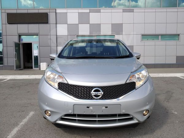 Nissan Note, 2016 год, 597 000 руб.