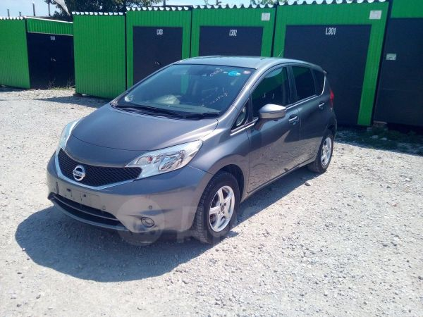 Nissan Note, 2015 год, 610 000 руб.
