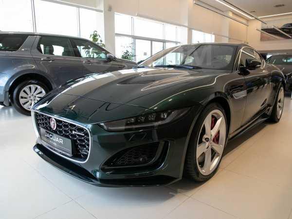 Jaguar F-Type, 2020 год, 8 608 000 руб.
