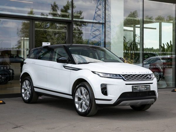 Land Rover Range Rover Evoque, 2020 год, 3 833 000 руб.
