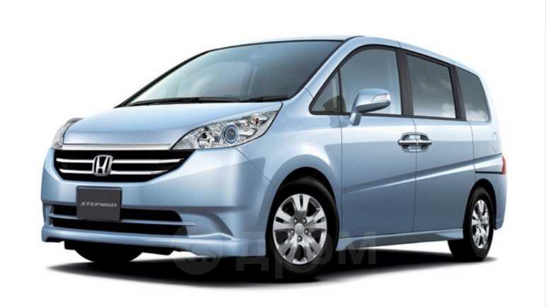 Honda Stepwgn, 2009 год, 699 000 руб.