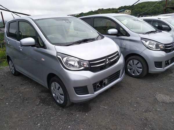 Mitsubishi ek Custom, 2016 год, 355 000 руб.