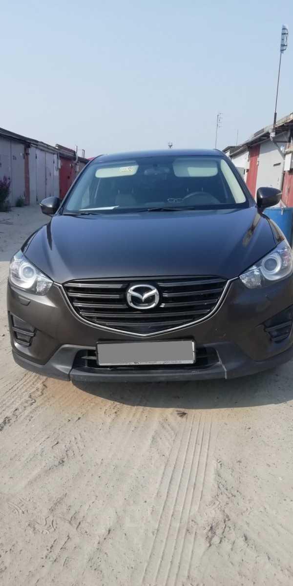 Mazda CX-5, 2015 год, 870 000 руб.
