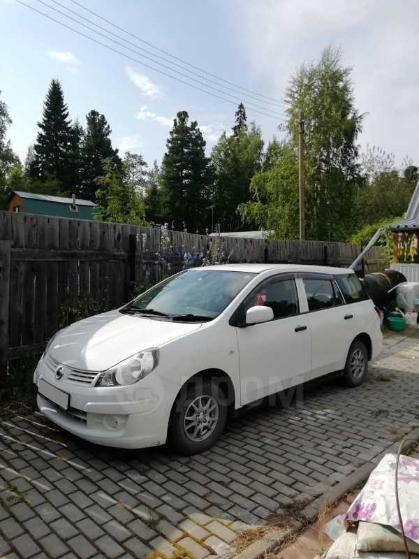 Nissan AD, 2015 год, 500 000 руб.