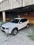 BMW X3, 2011 год, 960 000 руб.