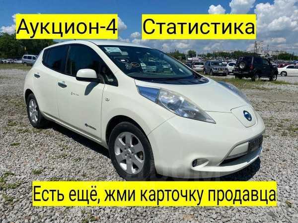 Nissan Leaf, 2012 год, 305 000 руб.