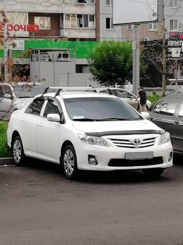 Toyota Corolla, 2013 год, 797 000 руб.