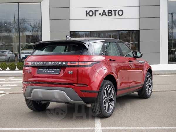 Land Rover Range Rover Evoque, 2020 год, 3 959 000 руб.