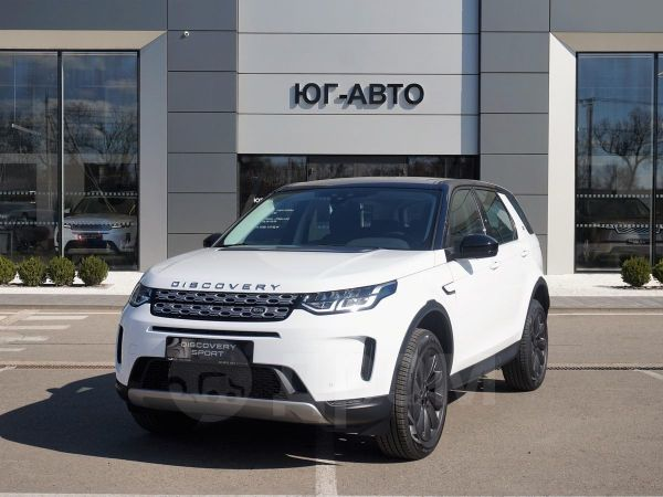 Land Rover Discovery Sport, 2020 год, 3 193 000 руб.