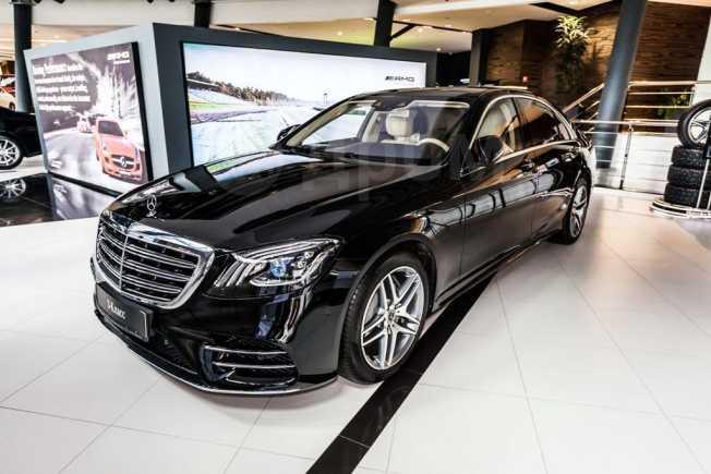 Mercedes-Benz S-Class, 2019 год, 7 073 780 руб.