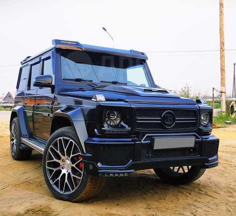 Mercedes-Benz G-Class, 2008 год, 3 800 000 руб.