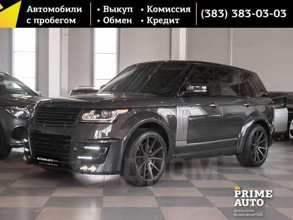 Land Rover Range Rover, 2015 год, 5 849 000 руб.