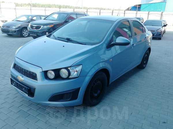 Chevrolet Aveo, 2012 год, 499 990 руб.