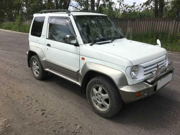 Mitsubishi Pajero Junior, 1997 год, 255 000 руб.