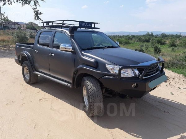 Toyota Hilux Pick Up, 2012 год, 1 100 000 руб.