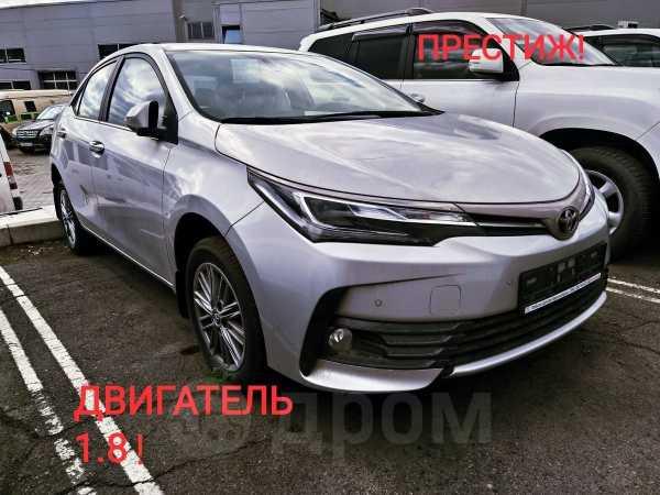 Toyota Corolla, 2018 год, 1 440 000 руб.
