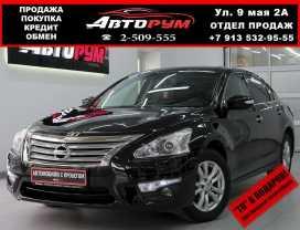 Красноярск Nissan Teana 2014