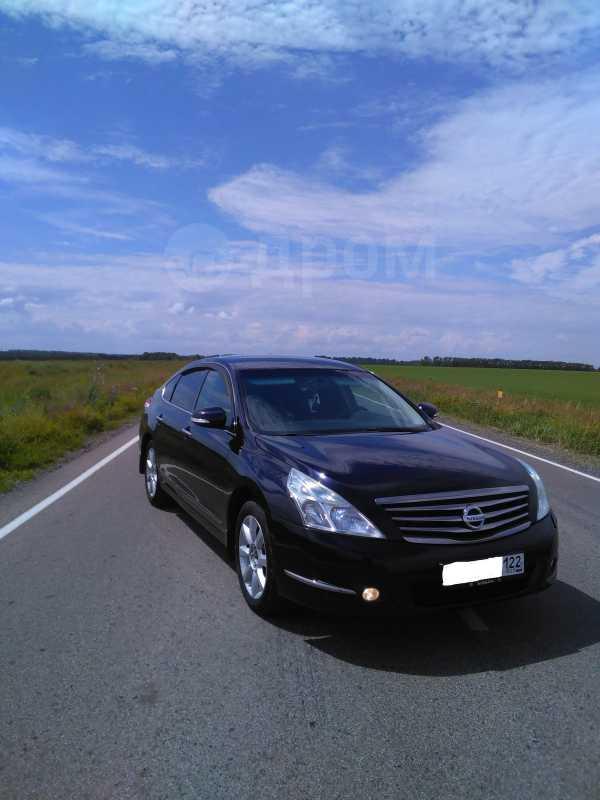 Nissan Teana, 2010 год, 640 999 руб.