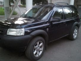 Омск Freelander 2002