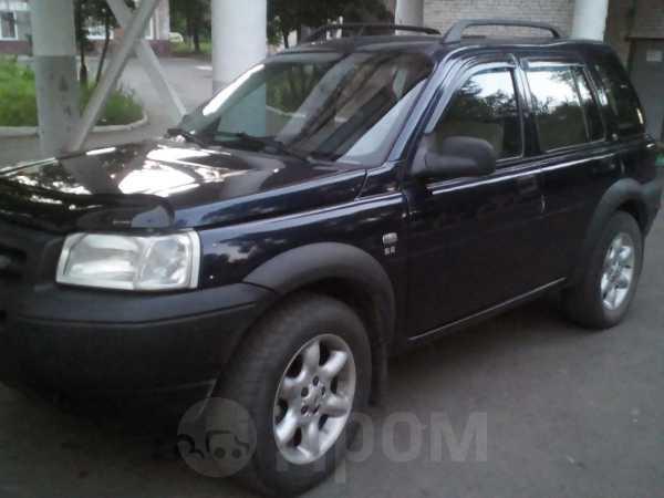 Land Rover Freelander, 2002 год, 345 000 руб.