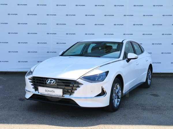 Hyundai Sonata, 2020 год, 1 719 000 руб.