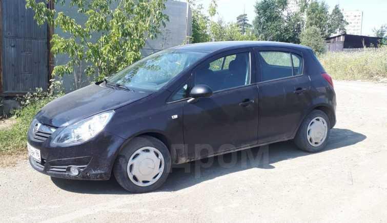 Opel Corsa, 2009 год, 260 000 руб.