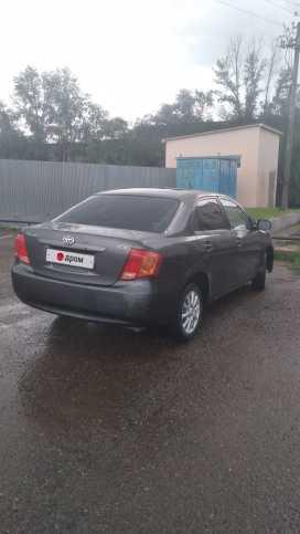 Борзя Corolla Axio 2007