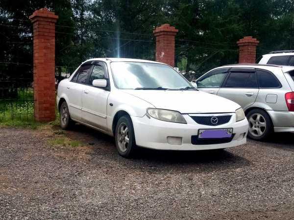 Mazda Familia, 2001 год, 148 000 руб.