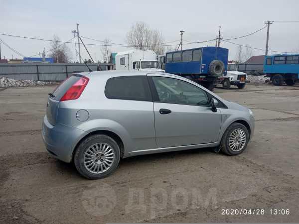 Fiat Punto, 2007 год, 210 000 руб.