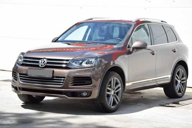 Volkswagen Touareg, 2014 год, 1 680 000 руб.
