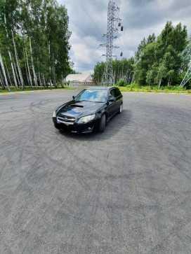 Томск Subaru Legacy 2008