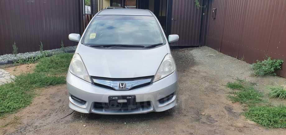 Honda Fit Shuttle, 2012 год, 595 000 руб.