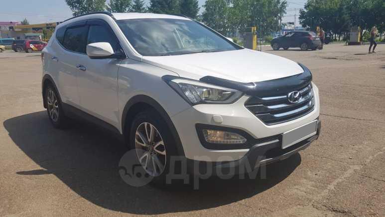 Hyundai Santa Fe, 2012 год, 1 350 000 руб.