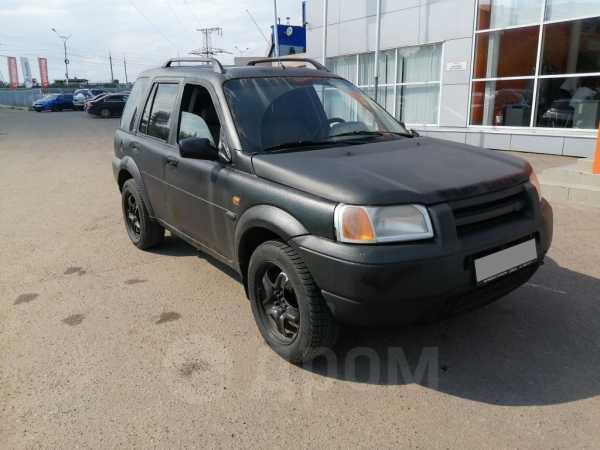 Land Rover Freelander, 1999 год, 232 000 руб.