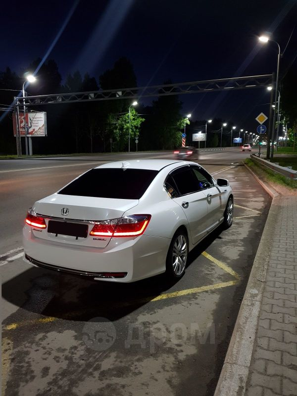 Honda Accord, 2014 год, 1 210 000 руб.