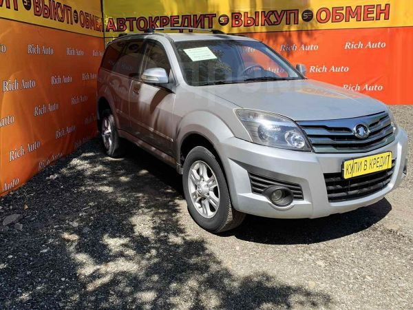 Great Wall Hover H3, 2012 год, 515 000 руб.