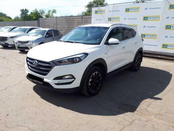 Hyundai Tucson, 2018 год, 1 450 000 руб.