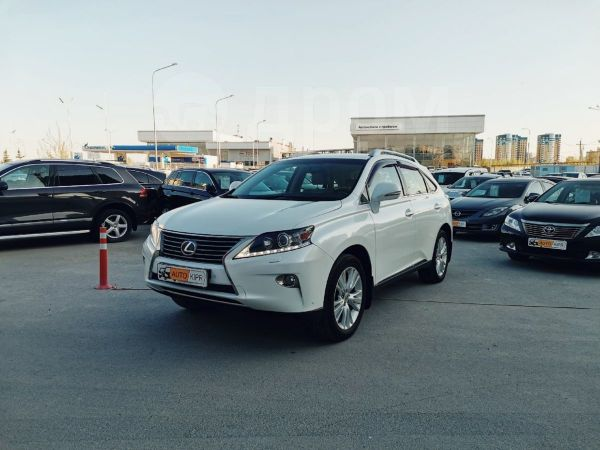 Lexus RX270, 2012 год, 1 618 200 руб.