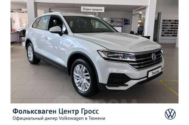 Volkswagen Touareg, 2019 год, 4 567 000 руб.
