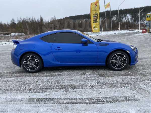 Subaru BRZ, 2012 год, 1 400 000 руб.