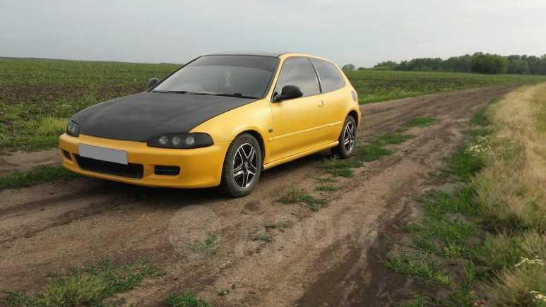 Honda Civic, 1995 год, 120 000 руб.