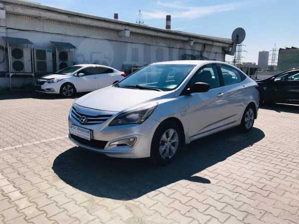 Hyundai Solaris, 2016 год, 375 955 руб.