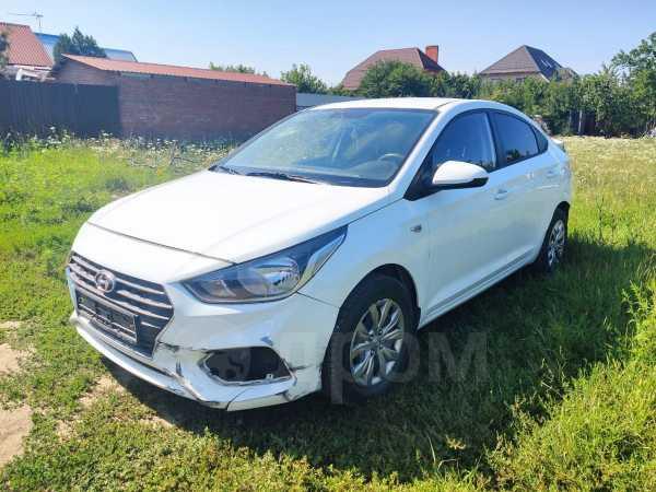 Hyundai Solaris, 2017 год, 470 000 руб.