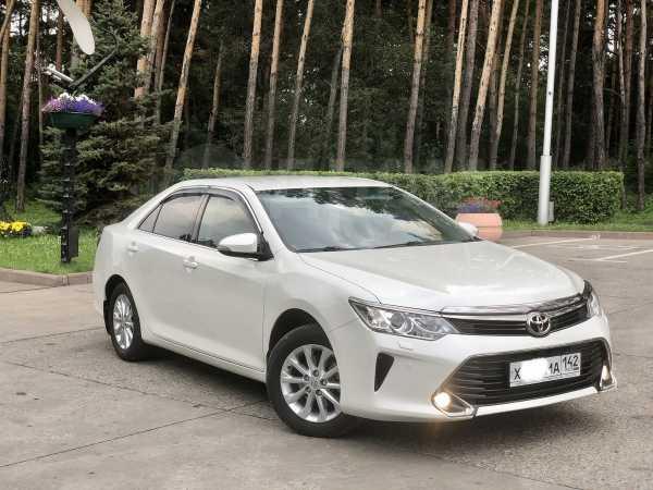 Toyota Camry, 2016 год, 1 199 000 руб.