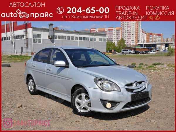 Hyundai Verna, 2010 год, 320 000 руб.