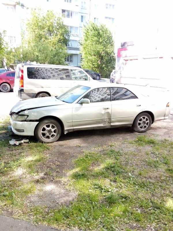 Toyota Mark II, 1994 год, 75 000 руб.