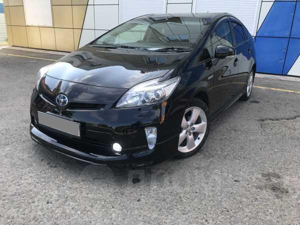 Toyota Prius, 2012 год, 830 000 руб.