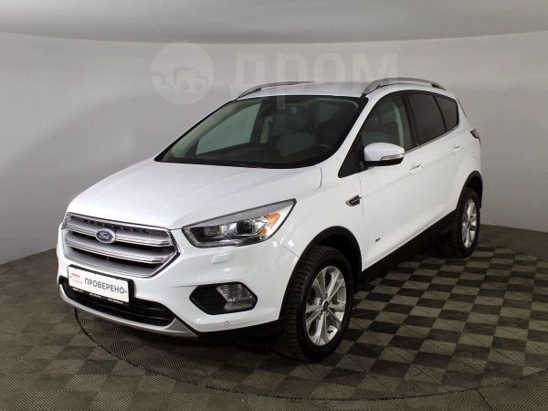 Ford Kuga, 2017 год, 1 219 000 руб.