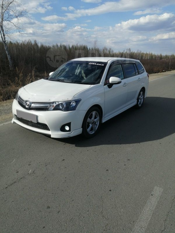 Toyota Corolla Fielder, 2013 год, 685 000 руб.
