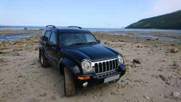 Магадан Jeep Cherokee 2004